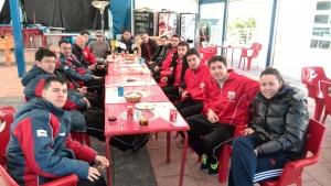 Almuerzo en Calatayud