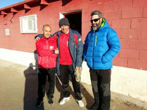 RAUL BLASCO, TOÑO Y RAUL